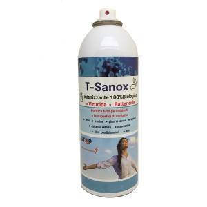 prodotto sanificante spray