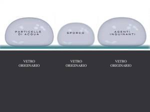 prodotto nanotecnologico trattamento vetri